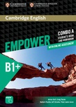 Cambridge English Empower. B1+.  Intermediate Combo A with Online Assessment