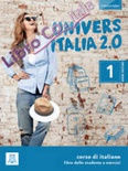 Universitalia 2.0. Con 2 CD-Audio. Vol. 1: Livello A1-A2