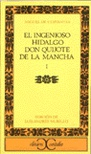 Don Quijote de la Mancha Vol 1