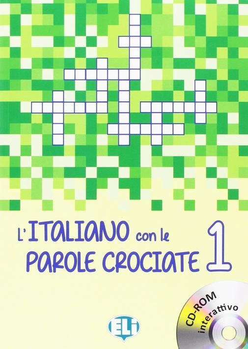 L'ITALIANO CON LE PAROLE CROCIATE - Collectif